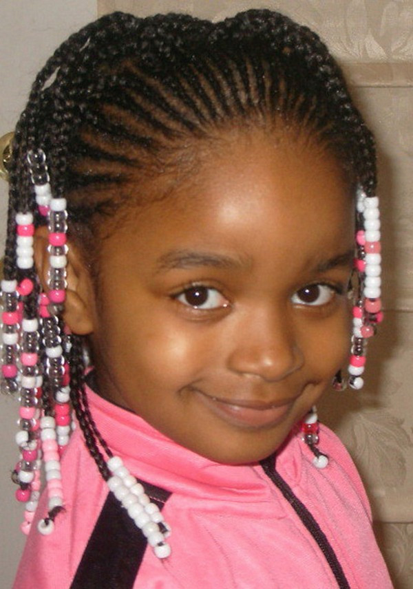 Child Hairstyles Braids  25 Hottest Braided Hairstyles For Black Women Head