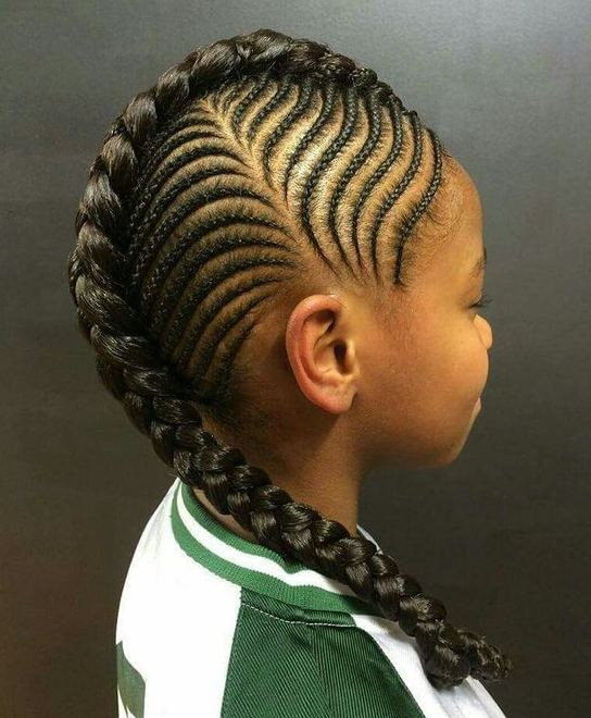 Child Hairstyles Braids  Amazing 10 Braided Hairstyles For Girls 2016 2017 – HAIRSTYLES
