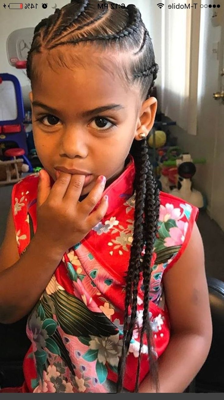 Child Hairstyles Braids  Braids Hairstyles For Kids