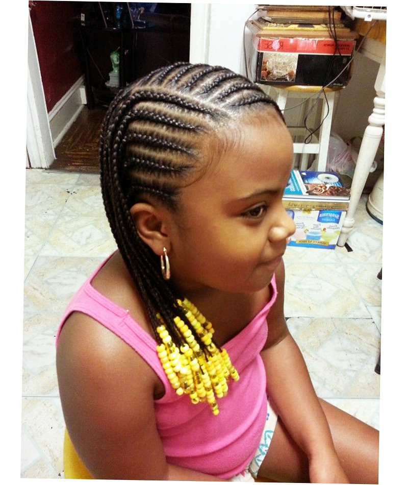 Child Hairstyles Braids  African American Kids Hairstyles 2016 Ellecrafts