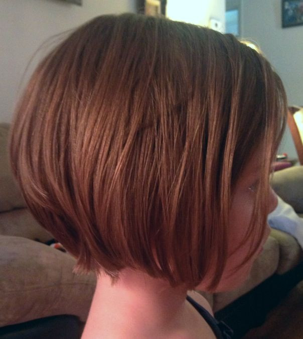 Children Bob Haircuts  Kids Aline bob My work Pinterest