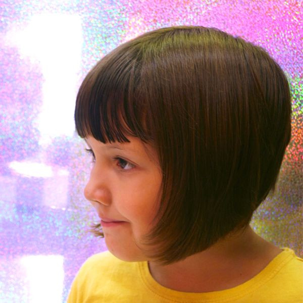 Children Bob Haircuts  81 best images about Haircuts for Girls on Pinterest