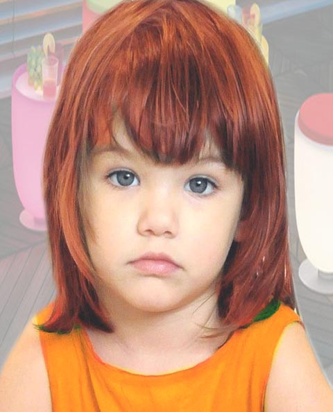 Children Bob Haircuts  Short hair Style Guide and Bangs hairstyle of children