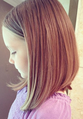 Children Bob Haircuts  9 Best and Cute Bob Haircuts for Kids