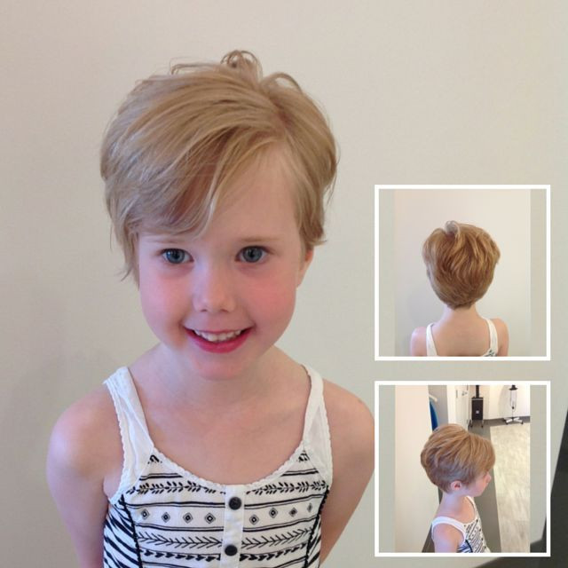 Children Bob Haircuts  The 25 best Kids short haircuts ideas on Pinterest