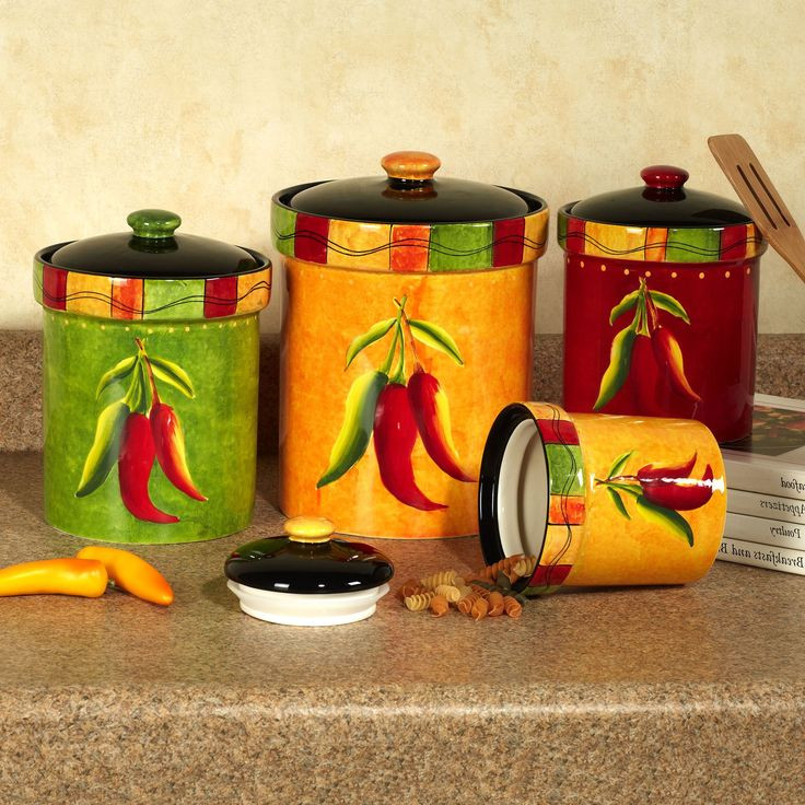 Best ideas about Chili Pepper Kitchen Decor . Save or Pin 1000 images about Chili Pepper Decor on Pinterest Now.