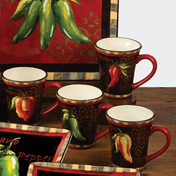 Best ideas about Chili Pepper Kitchen Decor . Save or Pin 17 Best images about chili pepper Decor on Pinterest Now.