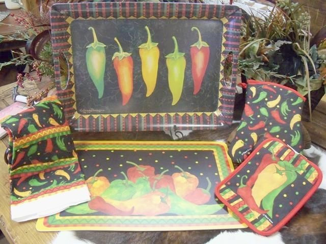 Best ideas about Chili Pepper Kitchen Decor . Save or Pin Chili Pepper Kitchen Decor Now.