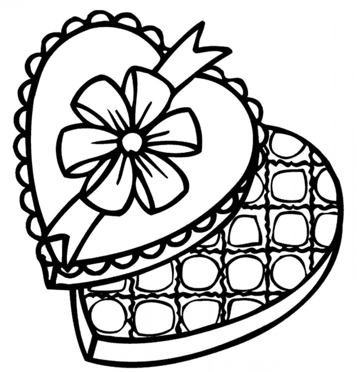 Chocolate Coloring Pages  Chocolate Coloring Page Coloring Home