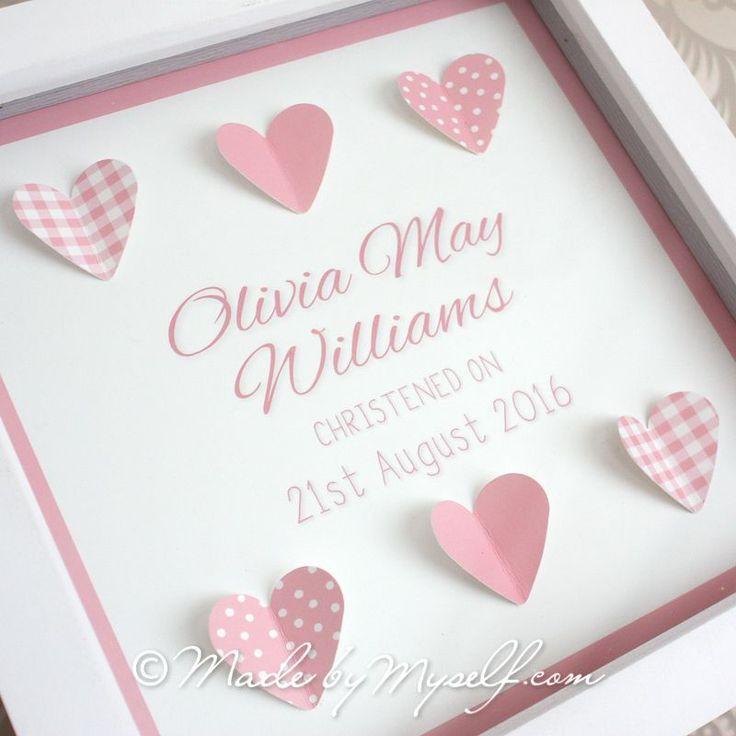 Christening Gift Ideas For Baby Girl  Best 25 Christening ts ideas on Pinterest