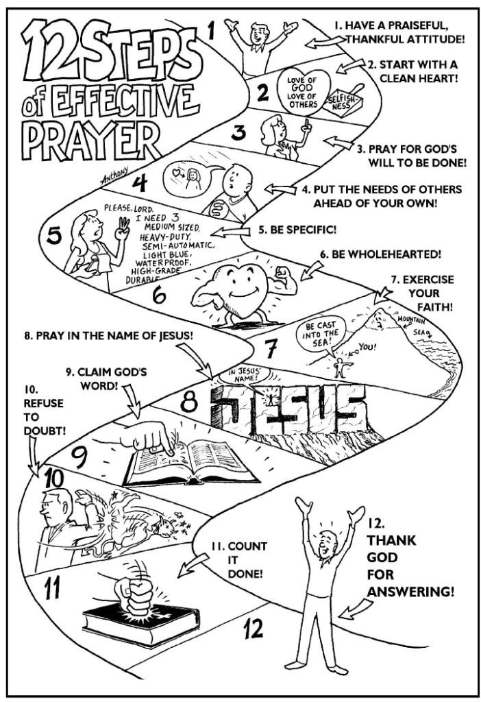 Christian Coloring Sheets For Kids God Is With You When You'Re Scared  Best 25 Effective prayer ideas on Pinterest