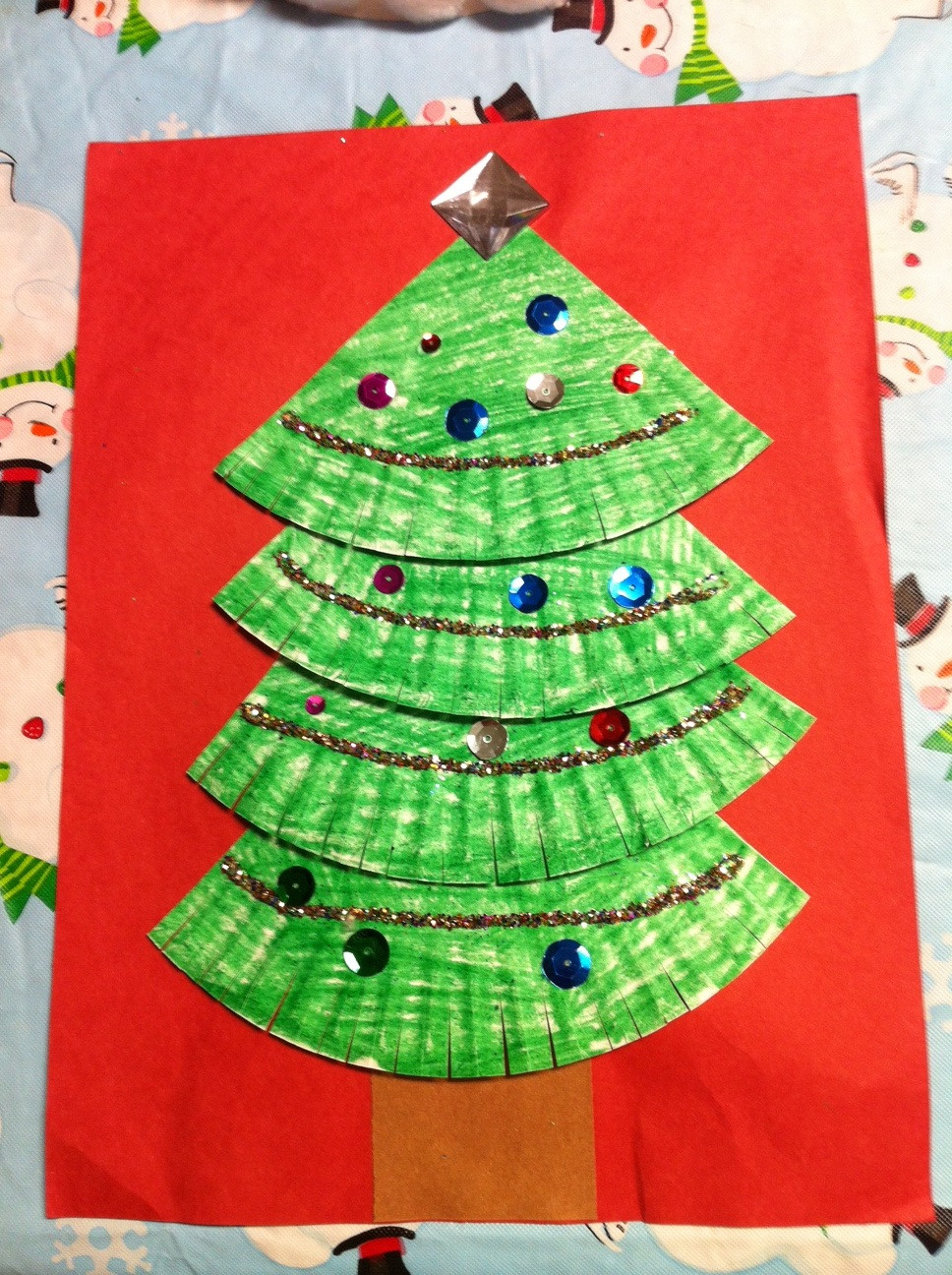 Christmas Art And Craft Ideas For Preschoolers  Kindergarten Kids At Play Fun Winter & Christmas Craftivities