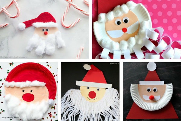 Christmas Art And Craft Ideas For Preschoolers  50 Christmas Crafts for Kids The Best Ideas for Kids