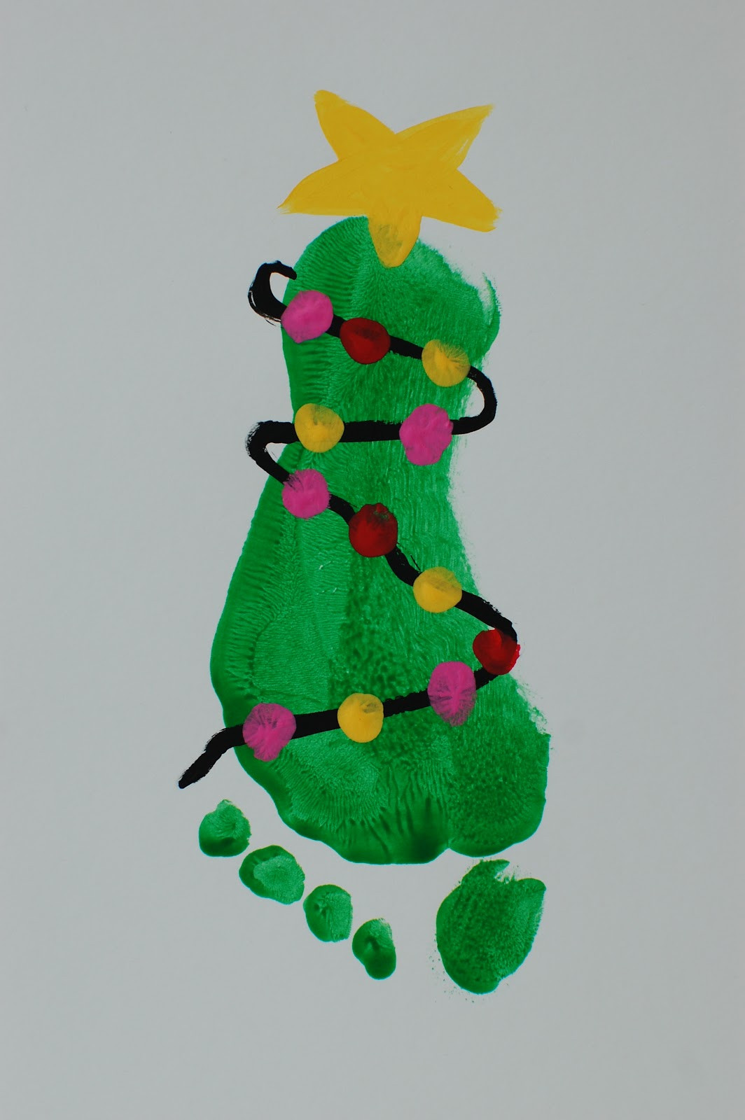 Christmas Art And Craft Ideas For Preschoolers  Pinkie for Pink Kids Christmas Art Projects