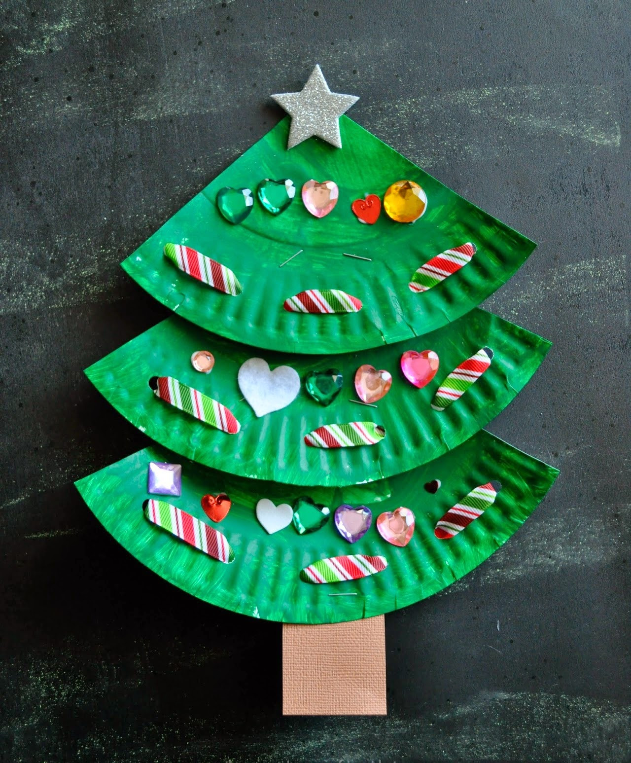 Best ideas about Christmas Arts And Crafts For Preschoolers . Save or Pin Paper Plate Christmas Craft Creative Art Ideas DMA Homes Now.