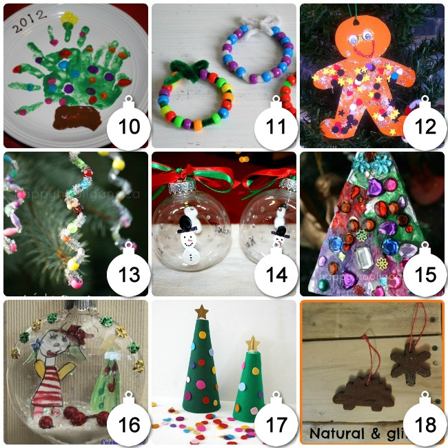 Best ideas about Christmas Arts And Crafts For Preschoolers . Save or Pin 70 Christmas Arts & Crafts for Kids Now.