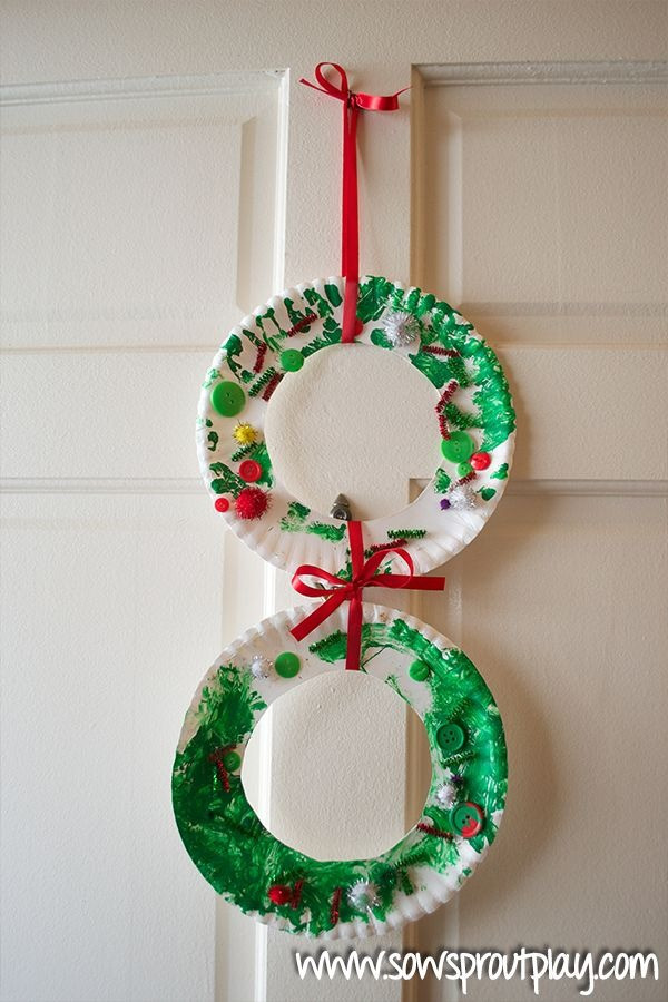 Best ideas about Christmas Arts And Crafts For Preschoolers . Save or Pin Pinterest Christmas Crafts For Kids Now.