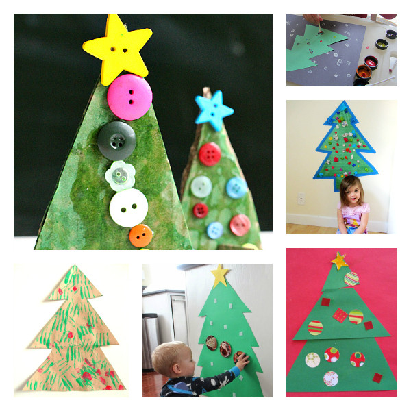 Best ideas about Christmas Arts And Crafts For Preschoolers . Save or Pin 39 Christmas Activities For 2 and 3 Year Olds No Time Now.