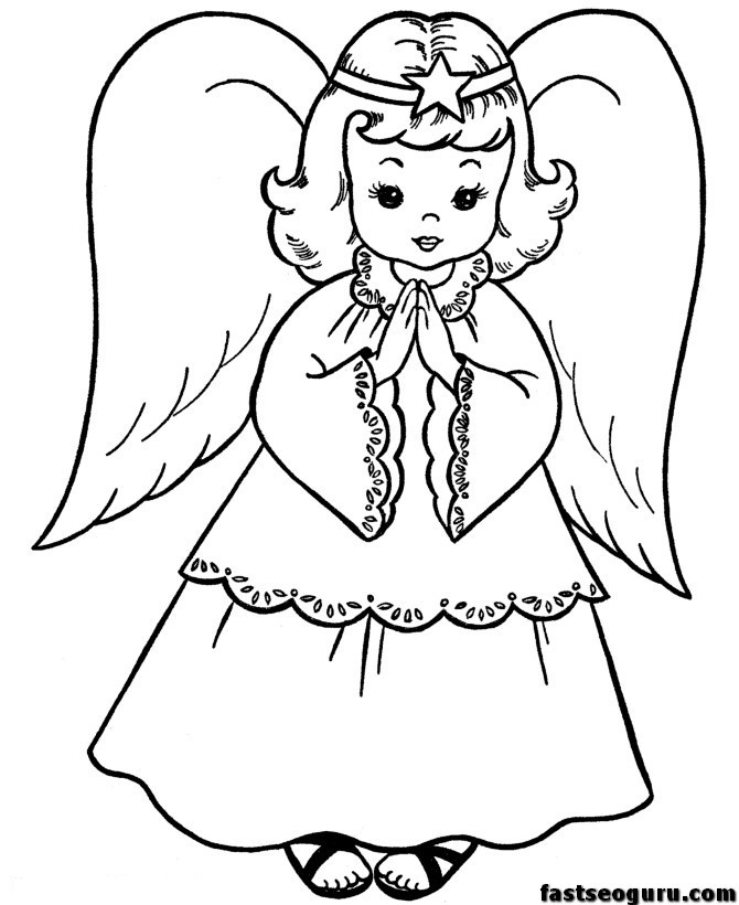 "Christmas Coloring Pages For Kids To Print Out  Search Results for ""Christmas Coloring Pages Print Out"