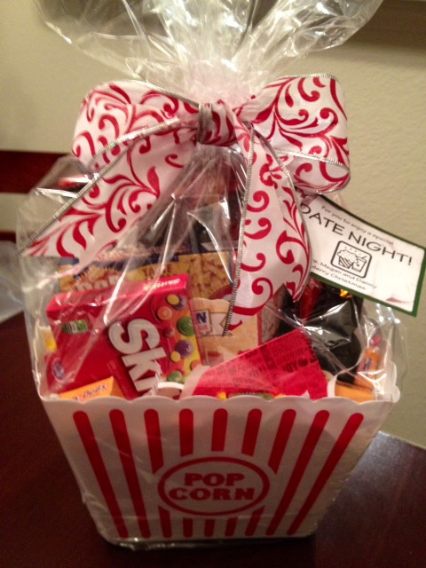 Best ideas about Christmas Gift Basket Ideas For Couples . Save or Pin Megism s Christmas Gift Basket Now.