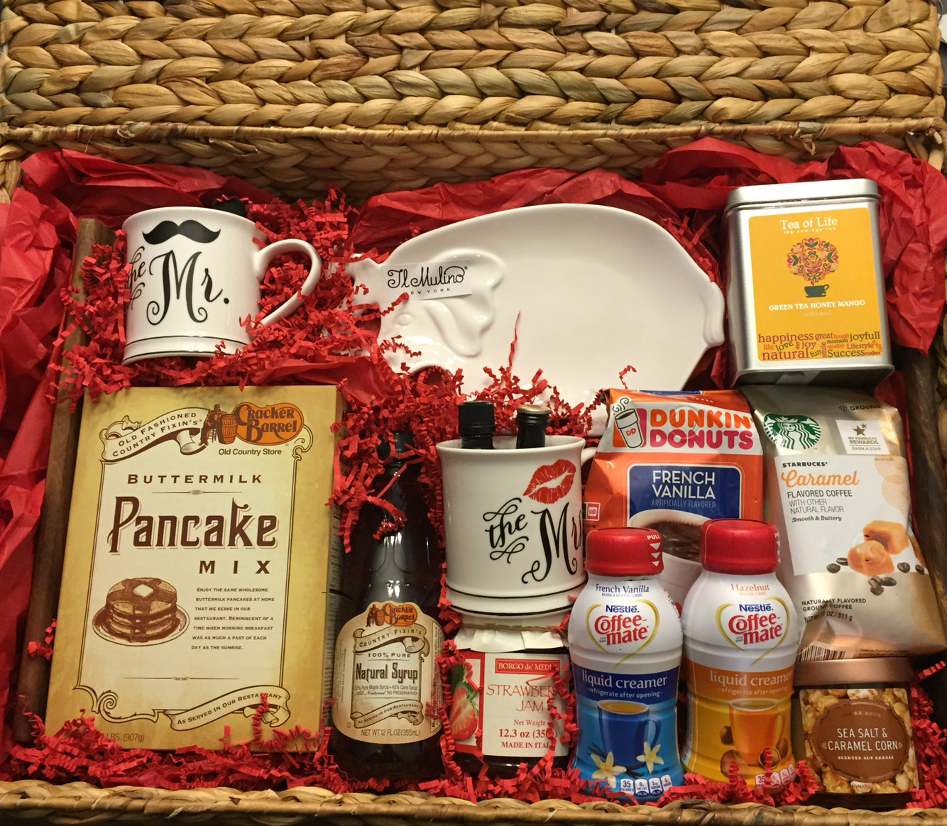 Best ideas about Christmas Gift Basket Ideas For Couples . Save or Pin Top 10 Gifts for Couples This Christmas – Page 2 Now.