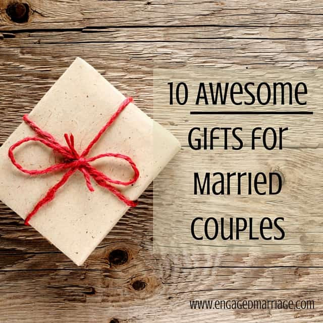 Best ideas about Christmas Gift For Couple Ideas . Save or Pin 10 Awesome Gifts for Married Couples Now.