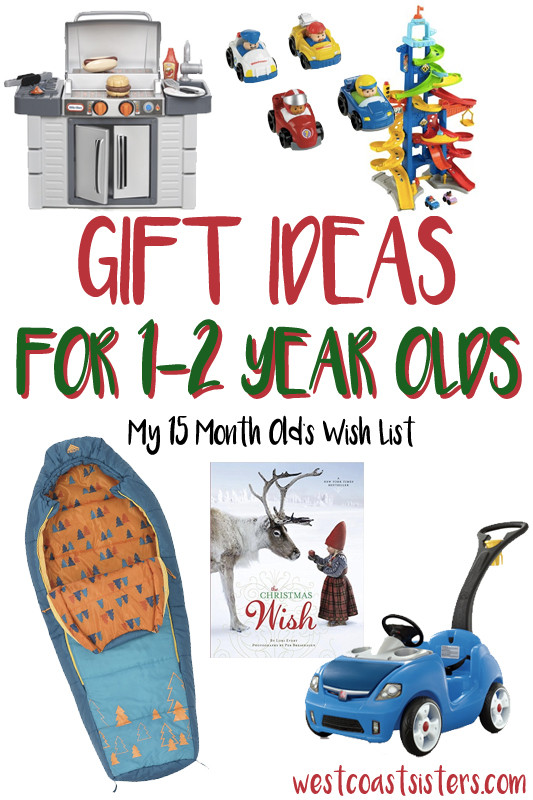 Best ideas about Christmas Gift Ideas For 15 Yr Old Girlfriend . Save or Pin Gift Ideas for Two Year Old Boy Now.
