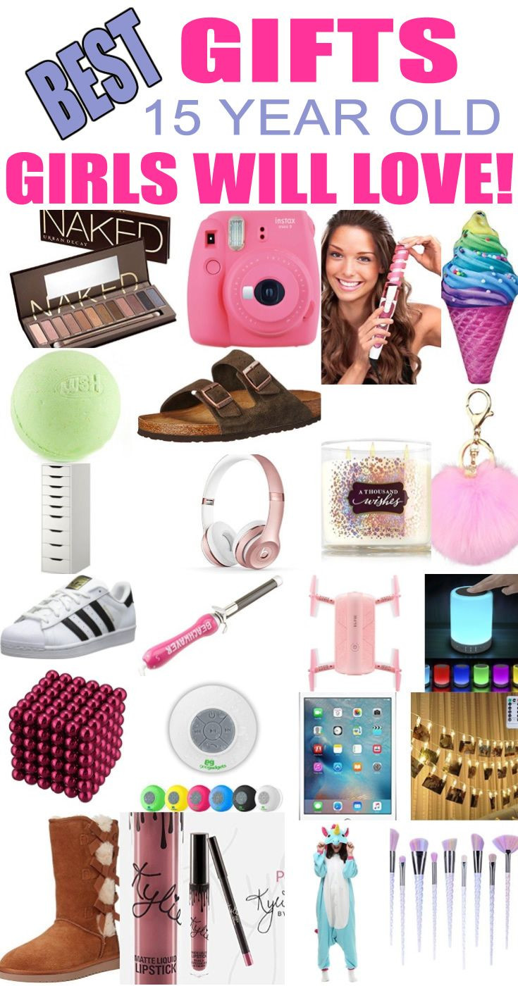 Best ideas about Christmas Gift Ideas For 15 Yr Old Girlfriend . Save or Pin Best Gifts for 15 Year Old Girls Gift Guides Now.