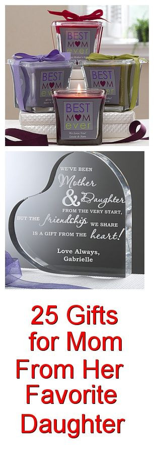 Christmas Gift Ideas For Moms From Daughters  128 best 75th Birthday Gift Ideas images on Pinterest