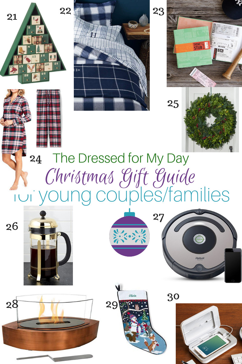 Best ideas about Christmas Gift Ideas For Young Couples . Save or Pin Gift Guide for Young Couples Families Christmas 2018 Now.