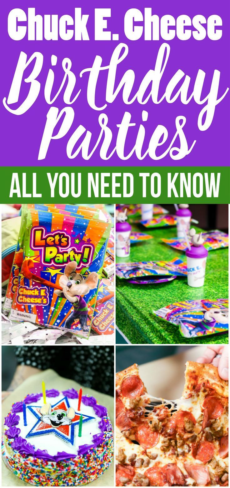 Chuck E Cheese Birthday Party Prices  16 best images about Incredible Birthday Party Ideas on