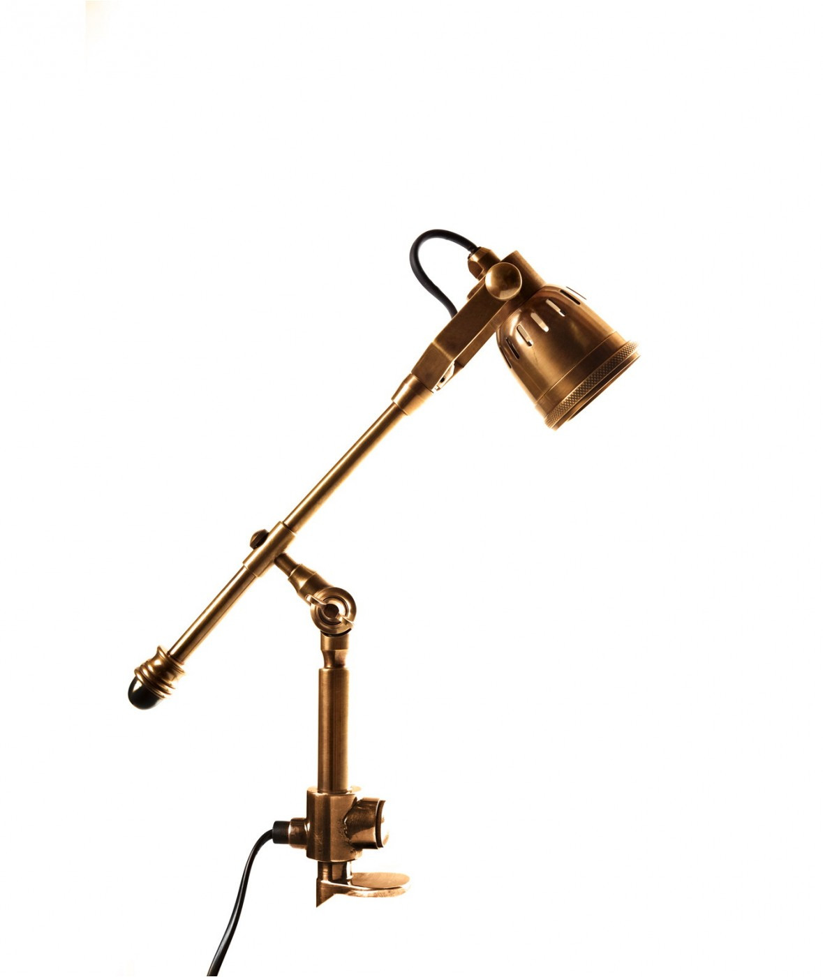Best ideas about Clamp Desk Lamp . Save or Pin Accessories Astonishing Home Lighting Decoration Using Now.