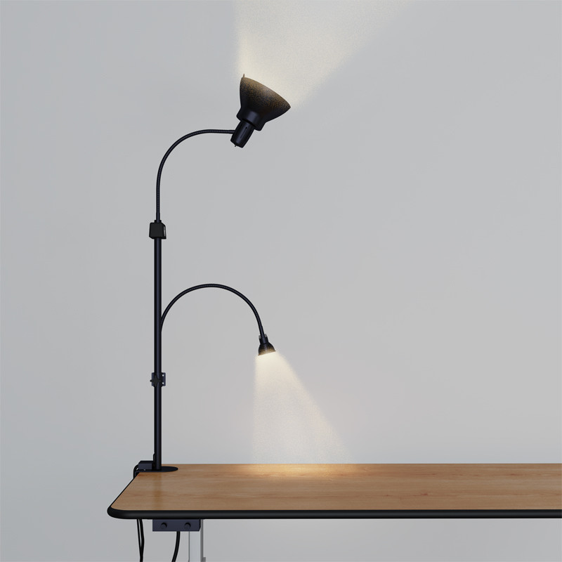 Best ideas about Clamp Desk Lamp . Save or Pin Clamp Desk Lamp Now.
