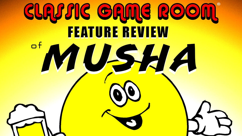 Best ideas about Classic Game Room . Save or Pin Classic Game Room Feature Review of MUSHA by Classic Game Now.