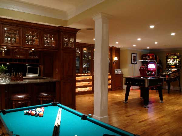 Best ideas about Classic Game Room . Save or Pin Classic Game Room Decorating Ideas Now.