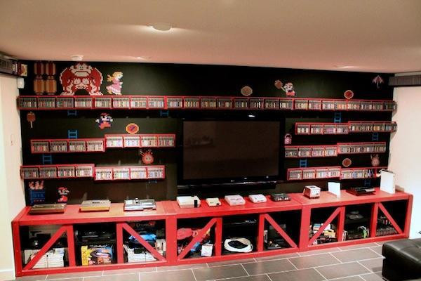 Best ideas about Classic Game Room . Save or Pin Starting a Video Game Collection – Rethink Retro Now.