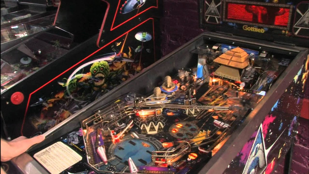Best ideas about Classic Game Room . Save or Pin Classic Game Room STARGATE Pinball Machine review Now.
