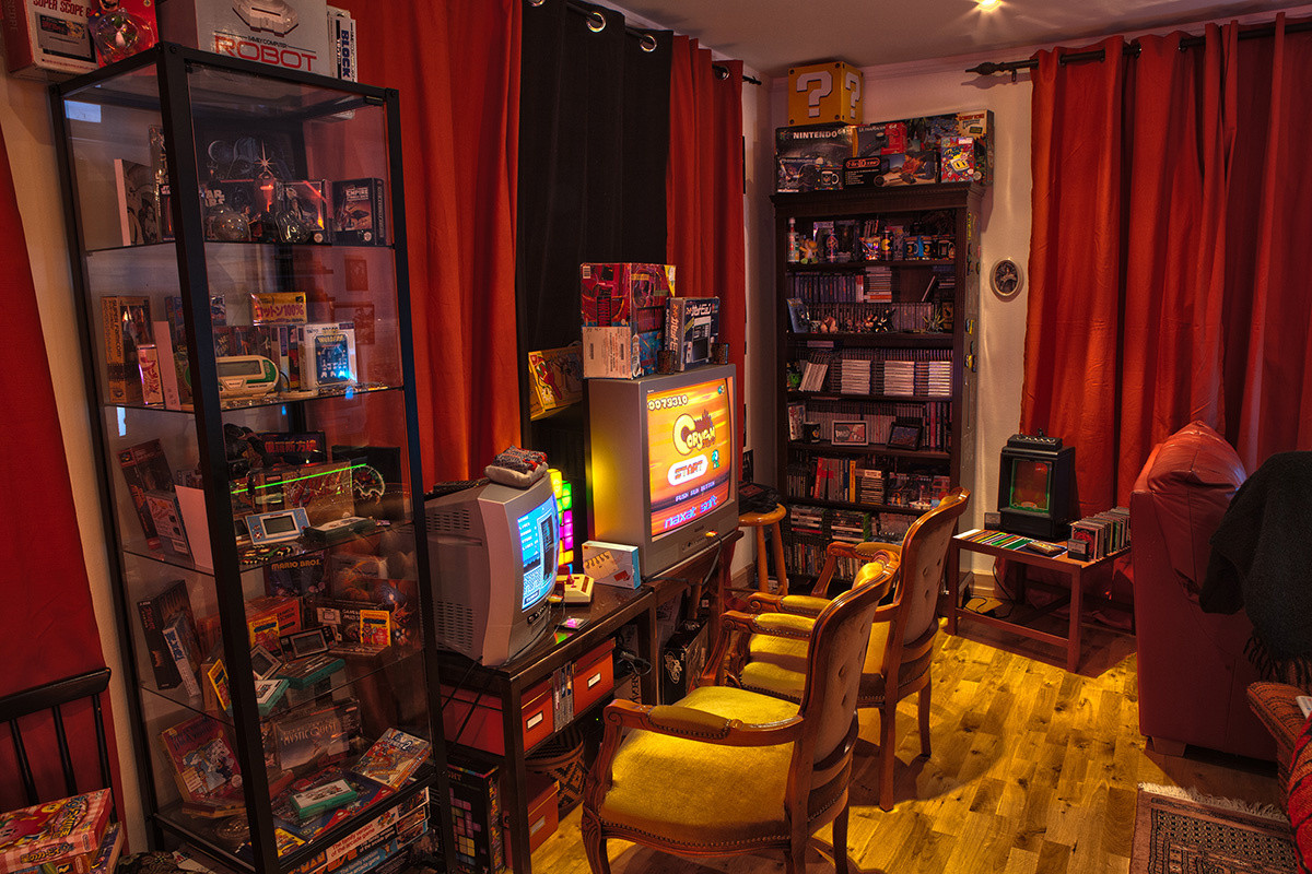 Best ideas about Classic Game Room . Save or Pin 50 Best Setup of Video Game Room Ideas [A Gamer s Guide] Now.