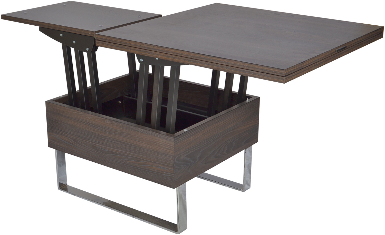 Best ideas about Coffee Table To Dining Table . Save or Pin DESIRE Coffee Table expanding to Dining Table Now.