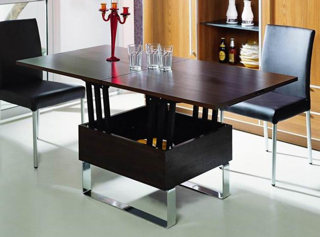 Best ideas about Coffee Table To Dining Table . Save or Pin Convertible Coffee Tables Design s Now.
