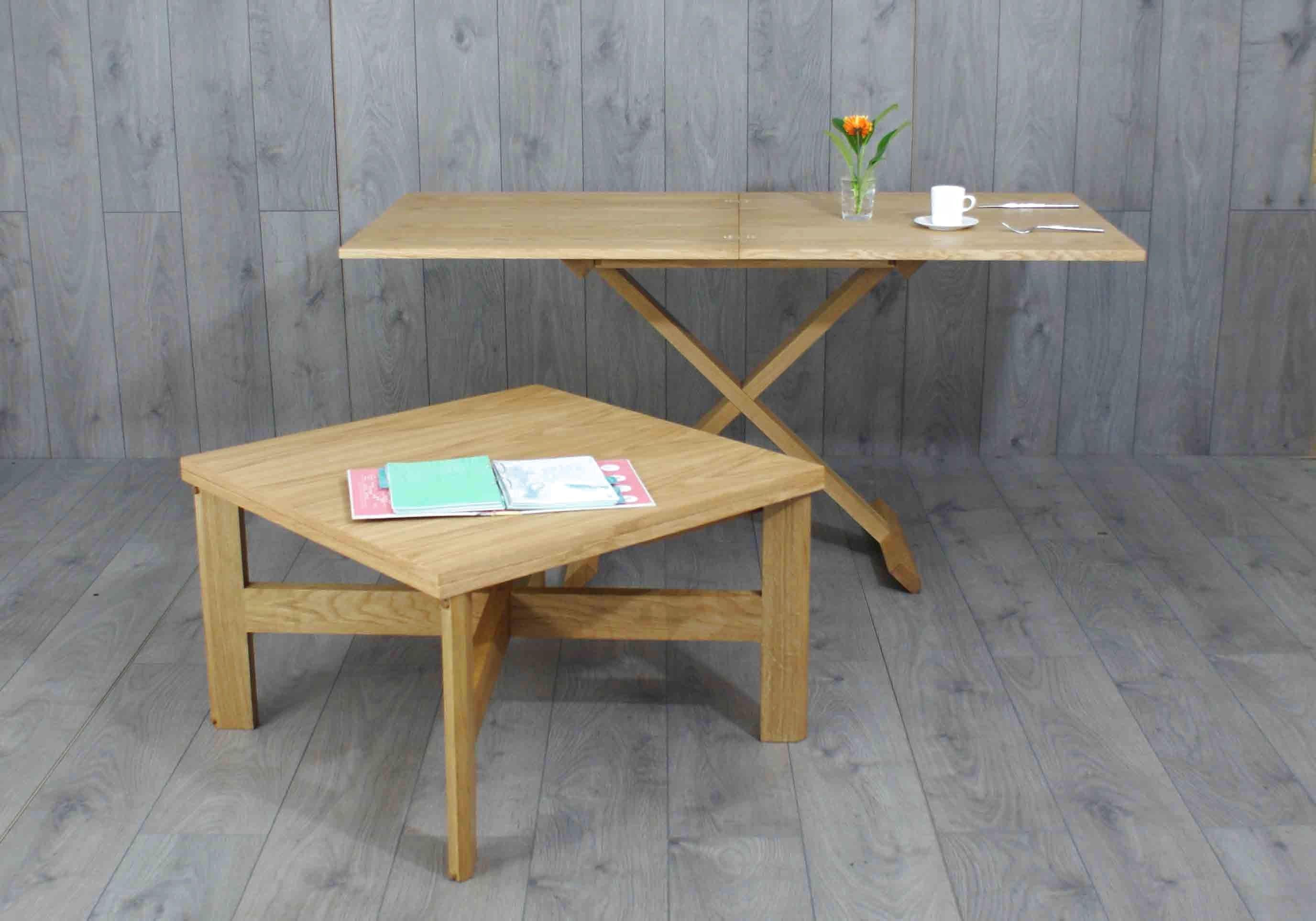 Best ideas about Coffee Table To Dining Table . Save or Pin Coffee Table Dining Table Convertible Now.