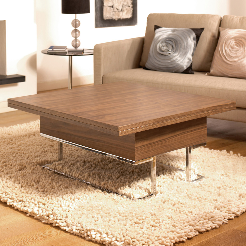Best ideas about Coffee Table To Dining Table . Save or Pin convertible coffee dining table Now.