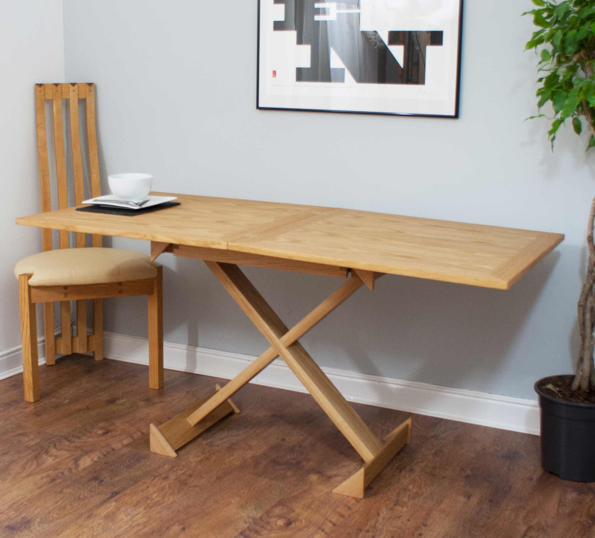 Best ideas about Coffee Table To Dining Table . Save or Pin converting coffee table to dining table Now.