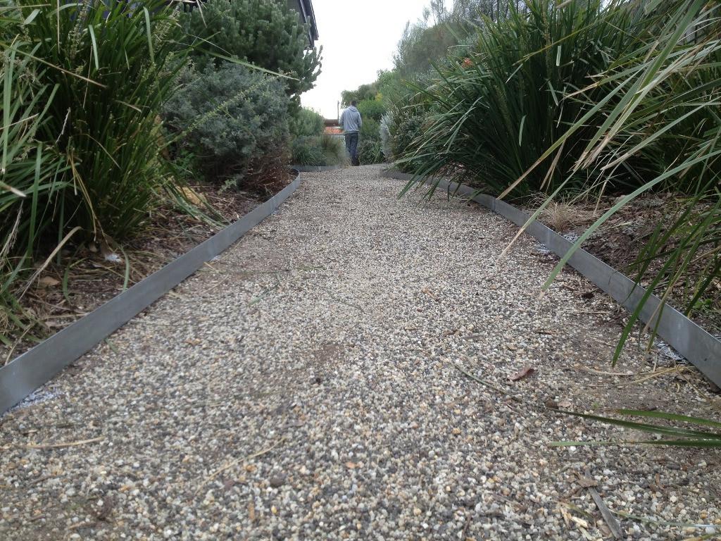 Best ideas about Col-Met Steel Landscape Edging . Save or Pin Decor Captivating Metal Landscape Edging For Garden Now.