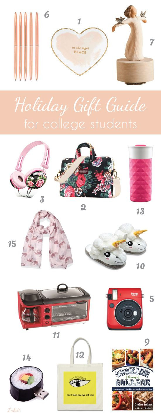 College Girlfriend Gift Ideas  Best 25 Gifts for college girls ideas on Pinterest