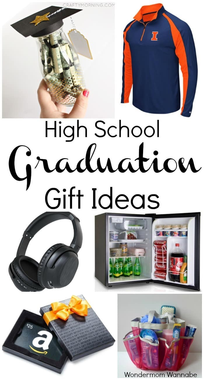 College Graduation Gift Ideas From Parents  Best High School Graduation Gift Ideas