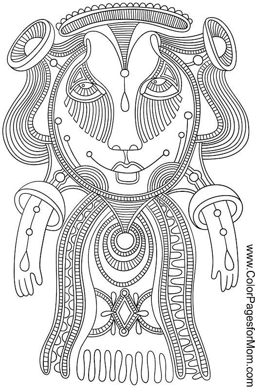 Colorama Coloring Book Pages  creature coloring page 14 Colorama ann