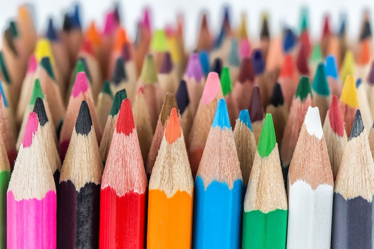 Colored Pencil Coloring Books  The Best Colored Pencils to Use for Beginners to