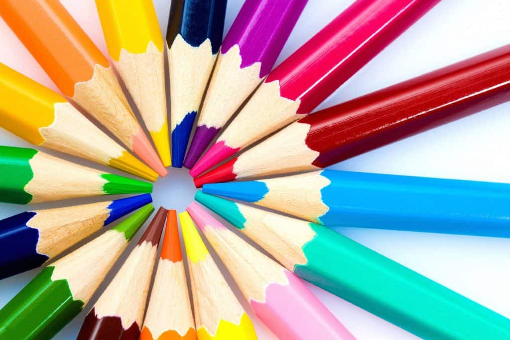 Colored Pencil Coloring Books  Best Colored Pencils for Coloring Books 1024x682