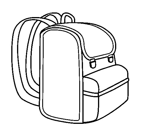 Coloring Book Bag  Coloring Book A Shopping Bag Coloring Pages